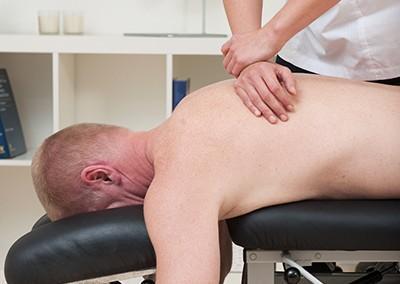 Medicinsk massageterapi